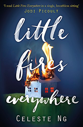 9781408709726: Little Fires Everywhere: The New York Times Top Ten Bestseller
