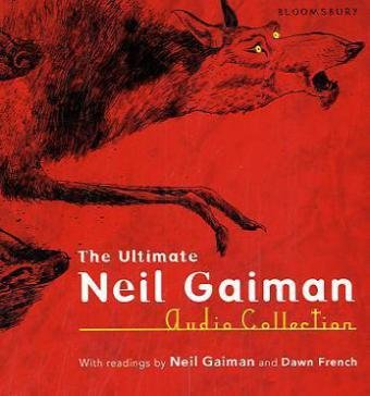 9781408800034: The Ultimate Neil Gaiman Audio Collection