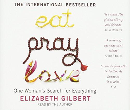 9781408800126: Eat, Pray, Love