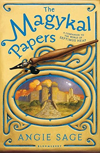 9781408800553: Magykal Papers (Septimus Heap)