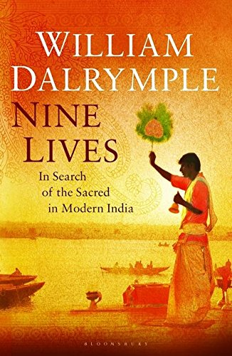 9781408800614: Nine Lives: In Search of the Sacred in Modern India