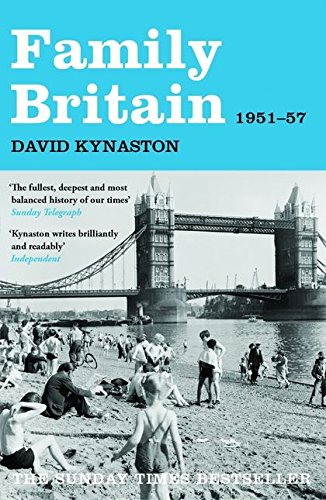 9781408800836: Family Britain, 1951-1957 (Tales of a New Jerusalem)