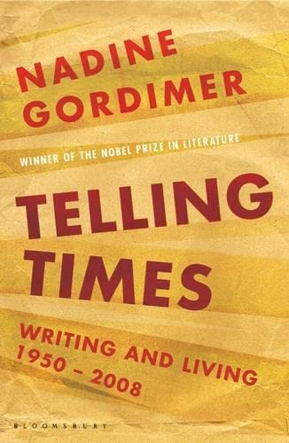 9781408800966: Telling Times: Writing and Living, 1950-2008
