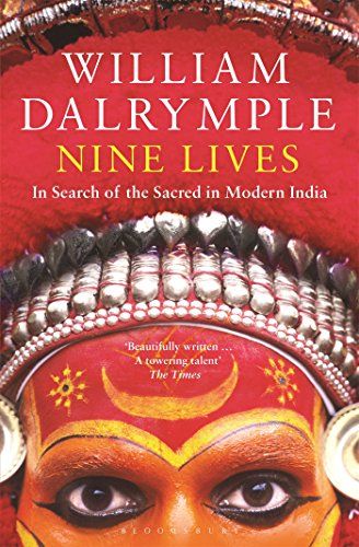9781408801246: Nine Lives: In Search of the Sacred in Modern India [Idioma Inglés]