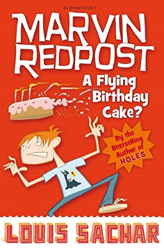 9781408801642: A Flying Birthday Cake? (Marvin Redpost)