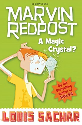 9781408801666: A Magic Crystal? (Marvin Redpost)