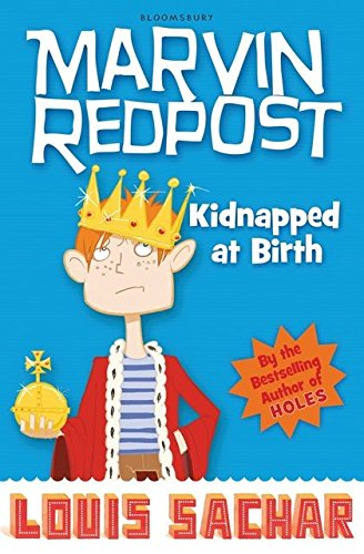 9781408801703: Kidnapped at Birth (Marvin Redpost)