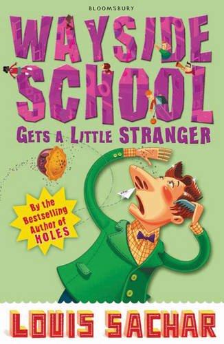 9781408801741: Wayside School Gets a Little Stranger