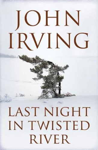 9781408801840: LAST NIGHT IN TWISTED River