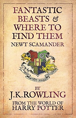 Fantastic Beasts and Where to Find Them: J. K. Rowling