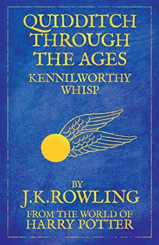 9781408803028: Quidditch Through the Ages: Reissue