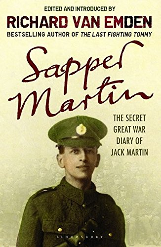 9781408803110: Sapper Martin: The Secret Great War Diary of Jack Martin