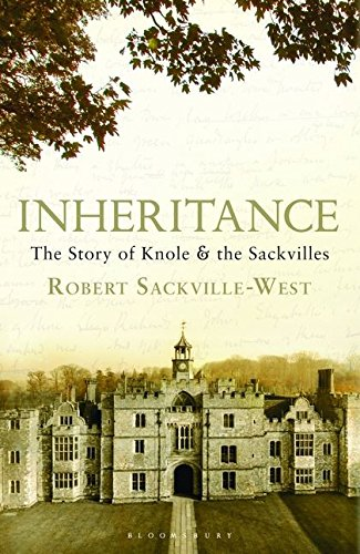 9781408803387: Inheritance: The Story of Knole and the Sackvilles