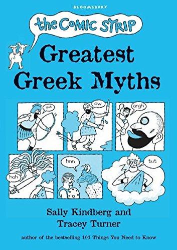 9781408804490: The Comic Strip Greatest Greek Myths