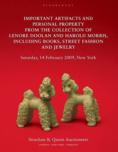 9781408804728: Important Artifacts and Personal Property from the Collection of Lenore Doolan and Harold Morris: Including Books, Street Fashion and Jewelry