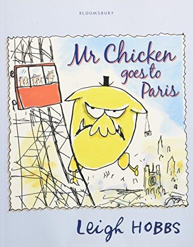 9781408805244: Mr Chicken goes to Paris