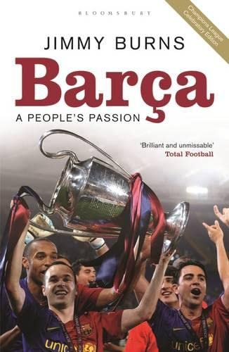 9781408805787: Barca: A People's Passion