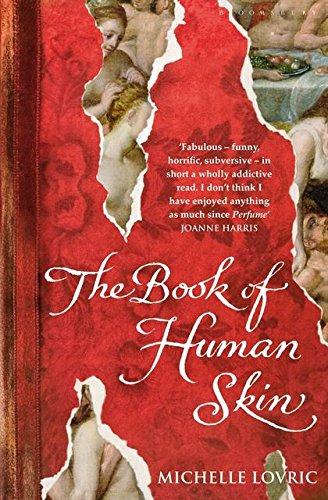 9781408805886: The Book of Human Skin