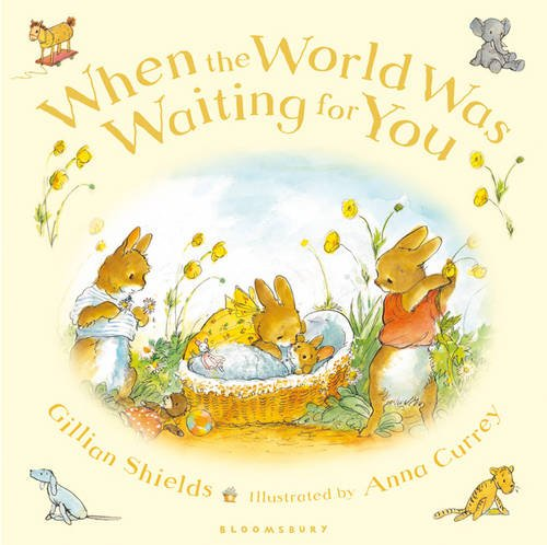 When the World Was Waiting for You: Shields, Gillian