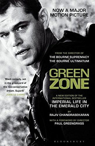 9781408806340: Green Zone: Imperial Life in the Emerald City (Film Tie in)