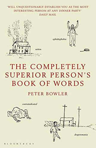 9781408806357: The Completely Superior Person's Book of Words