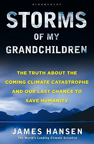 9781408807446: Storms of My Grandchildren: The Truth About the Coming Climate Catastrophe and Our Last Chance to Save Humanity