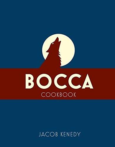 9781408807538: Bocca: Cookbook