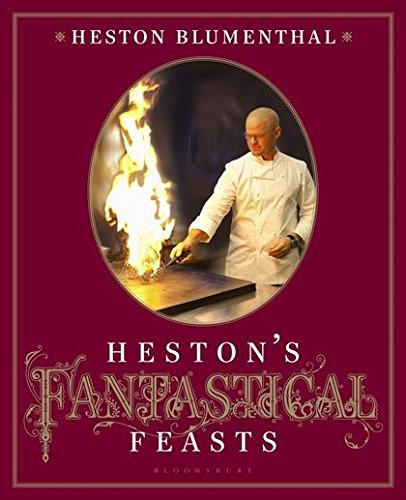 9781408808603: Heston's Fantastical Feasts