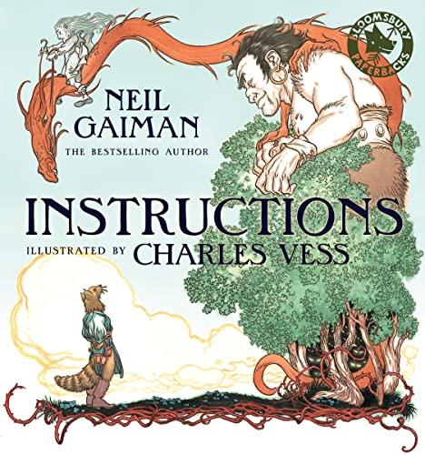 Instructions: Neil Gaiman