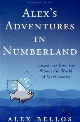 9781408808863: Alex's Adventures in Numberland