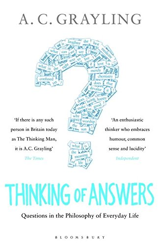 9781408809532: Thinking of Answers