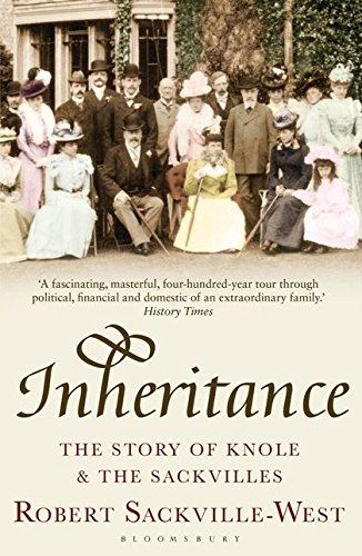 9781408809686: Inheritance: The Story of Knole and the Sackvilles