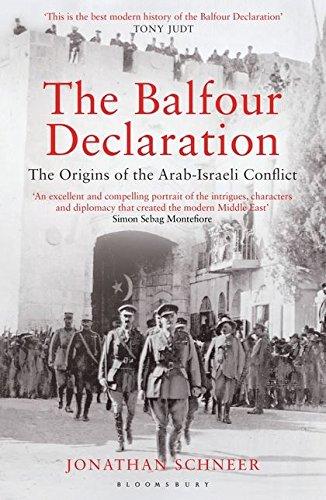 9781408809709: Balfour Declaration: The Origins of the Arab-Israeli Conflict