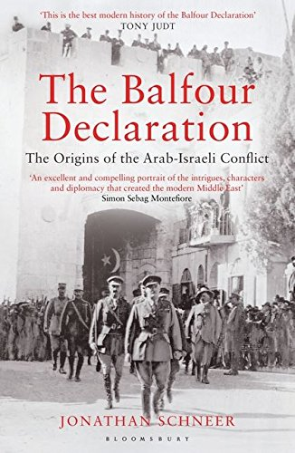 9781408809709: Balfour Declaration: The Origins of the Arab-Israeli Conflict