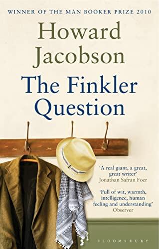 9781408809938: The Finkler Question