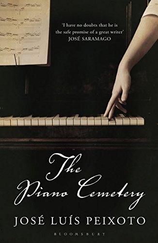 9781408810095: The Piano Cemetery