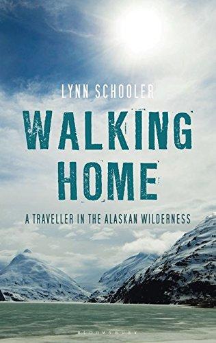 9781408810286: Walking Home: A Journey in the Alaskan Wilderness