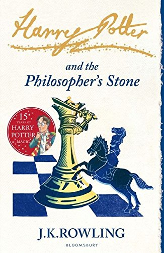 Harry Potter and the Philosopher's Stone (Harry: J. K. Rowling,