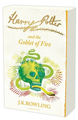 Harry Potter and the Goblet of Fire: J. K. Rowling