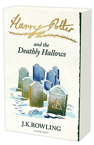 Harry Potter and the Deathly Hallows (1408810603) by J. K. Rowling