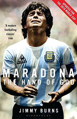 9781408810620: Maradona: The Hand of God