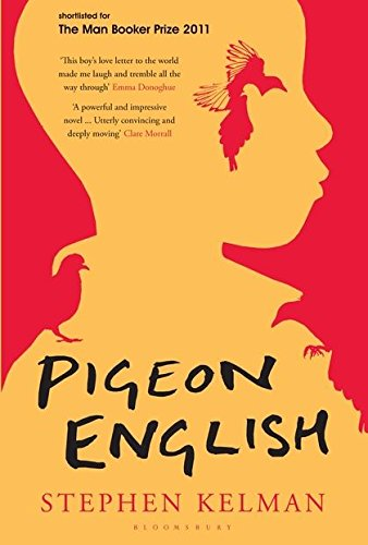 Pigeon English-SIGNED FIRST PRINTING: Stephen Kelman
