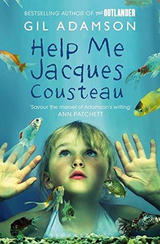 9781408811467: Help Me, Jacques Cousteau