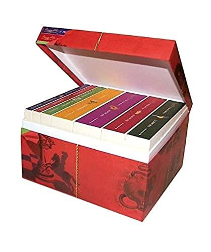 9781408812525: Harry Potter Paperback Box Set (Books 1-7) (Signature Edition)