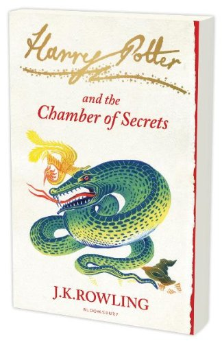 Harry Potter and the Chamber of Secrets: Signature Edition (1408812789) by J. K. Rowling