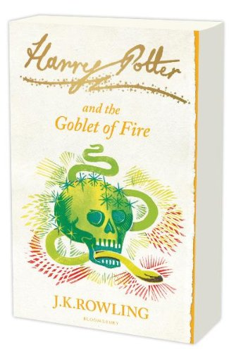 9781408812808: Harry Potter and the Goblet of Fire : Signature Edition: 4/7
