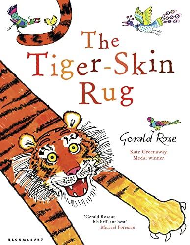 9781408813027: The Tiger-Skin Rug