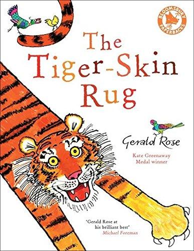 9781408813034: The Tiger-Skin Rug