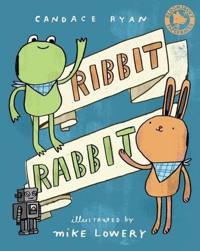 9781408814413: Ribbit Rabbit
