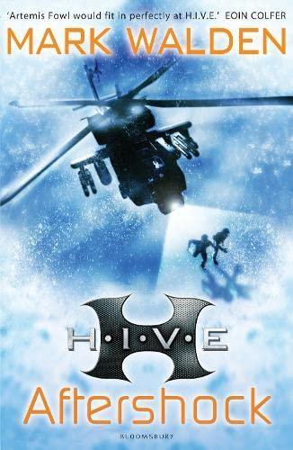 9781408815649: H.I.V.E. 7: Aftershock